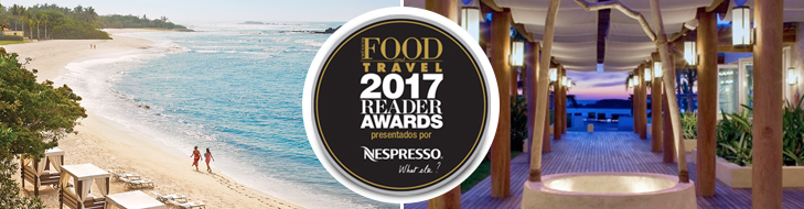 Punta Mita Resorts Nominated for Food and Travel Awards