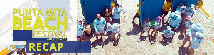 Fun in the Sun: The 5th Punta Mita Beach Festival