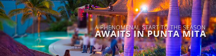 Events at Punta Mita