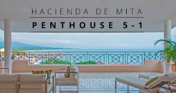 Hacienda de Mita Penthouse 5-1