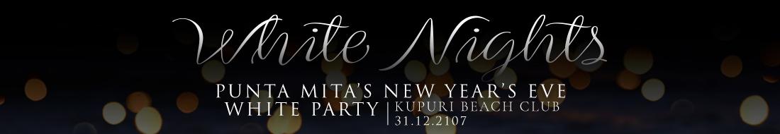 Punta Mita's White Nights Party