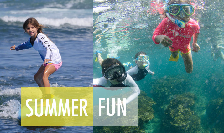 Summer Fun and Summer Luxury at Punta Mita Ocean Sports