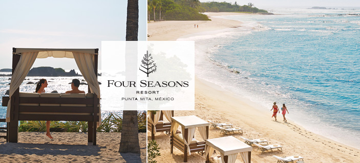Your Holiday Gift from Four Seasons Resort Punta Mita