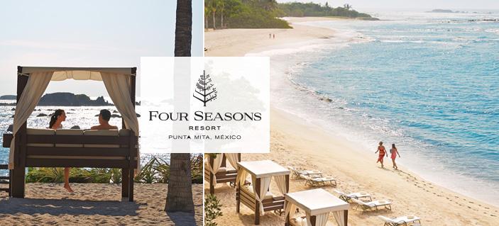Your Holiday Gift from Four Seasons Resort Punta Mita