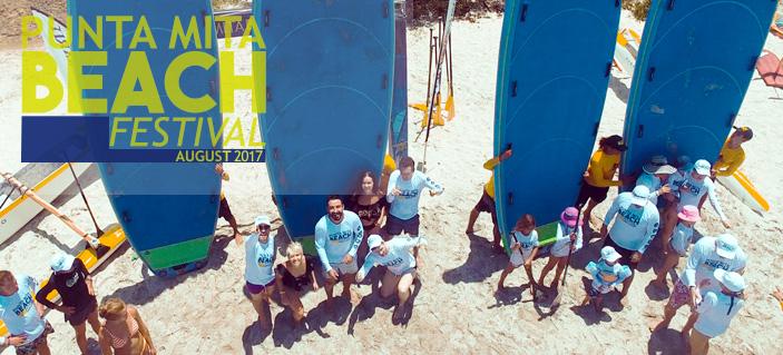 Punta Mita Beach Festival 2017