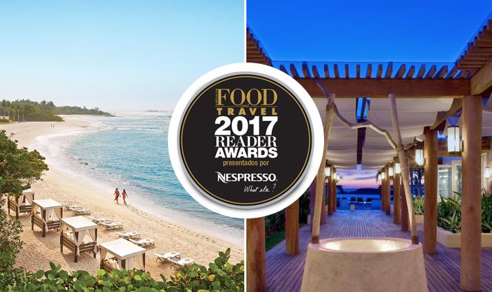Punta Mita Resorts Nominated for Food and Travel Awards