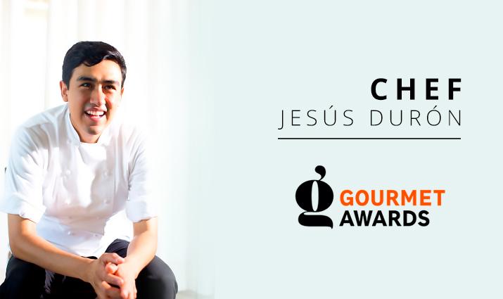 Chef Jesús Durón