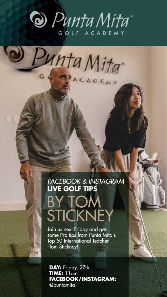 Tom Stickney Golf @ Punta Mita