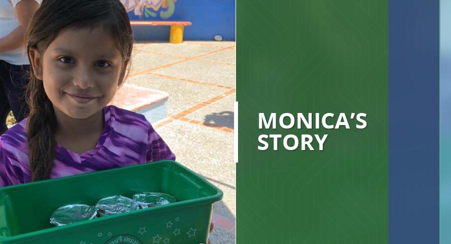 Monica's Story - Punta de Mita Humanitarian Relief Appeal